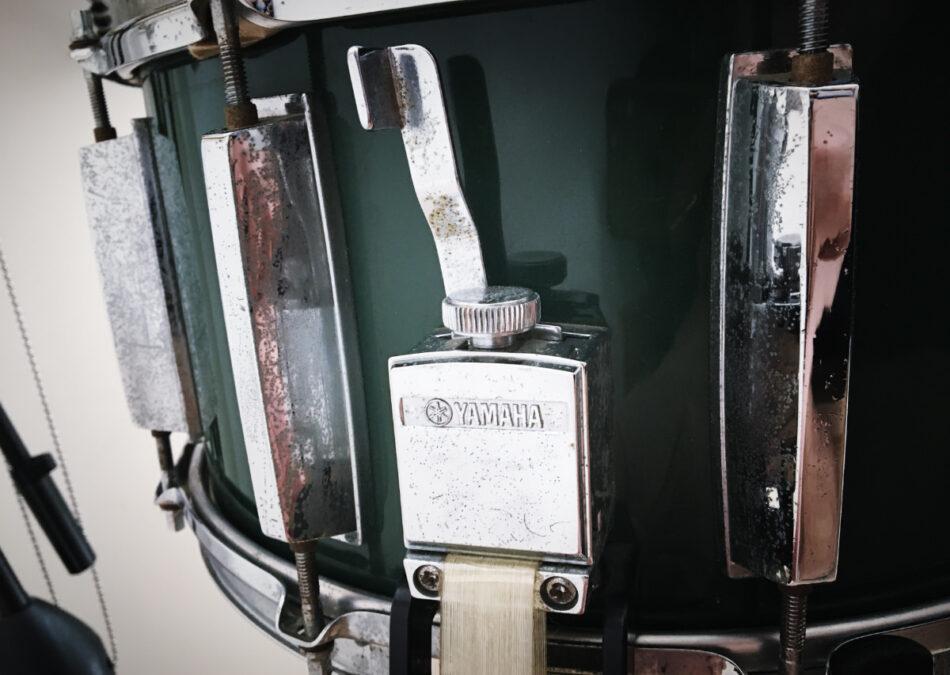 YAMAHA スネアドラム SD-970RG