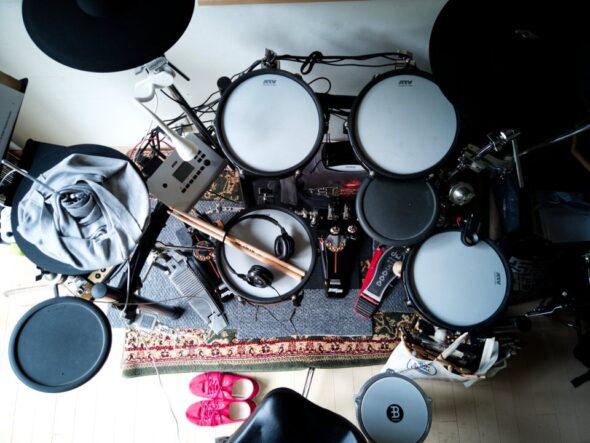 電子ドラムの選び方とおすすめ